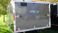 2018 Innovation Nitro 101 x 12 Trail/Touring Trailers Bennington, VT