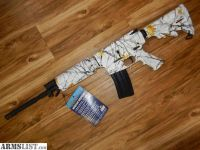For Sale: NEW WINDHAM WW-15 TRUE TIMBER SNOWFALL 5.56 AR