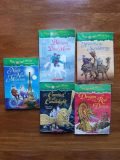 Magic Tree House Merlin Mission chapter books