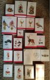NEW 2013 HALLMARK ORNAMENTS 20122013 LIMITED EDITION