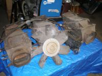 Buy 1969-1970 MUSTANG,COUGAR AIR CONDITIONING PARTS motorcycle in Baltic, Connecticut, United States, for US $200.00