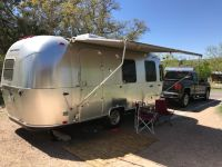 2016 Airstream Sport 22 with all the accoutrements.