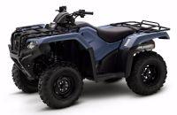 2017 Honda RANCHER Utility ATVs Cedar City, UT