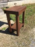 Small entry table