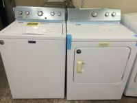 Maytag Centennial Washer and Electric Dryer Set