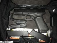For Trade: Glock 17 gen 5 less than 50