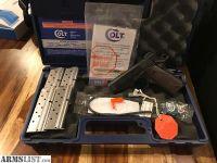 For Trade: Colt Defender Pistol 9mm black BNI!