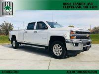 2015 Chevrolet Silverado 3500HD Duramax LT Crew Diesel 4x4 ONLY 167,154 miles