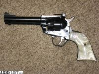 For Sale: Ruger New Model Single-Six Convertible - .22LR/.22WMR