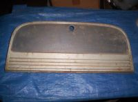 Sell 1960 1961 1962 1963 Chevy truck GLOVE BOX DOOR. used GM OEM motorcycle in Owatonna, Minnesota, United States, for US $18.50