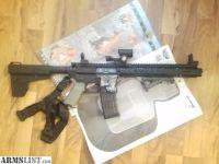 For Sale: Spike Tactical AR pistol Billet upper lower model the jack