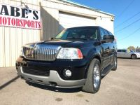 2003 Lincoln Navigator Luxury 4WD 4dr SUV