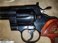 For Sale: Colt Blued Python