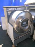 Fair Condition Milnor Front loading washing machine 208-240V stainless steel 30015C4A