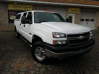 "Used 2007 Chevrolet Silverado 2500HD Classic 4WD Crew Cab 153"" LT1, 137,503 miles"