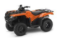 2018 Honda FourTrax Rancher 4x4 Utility ATVs Hopkinsville, KY