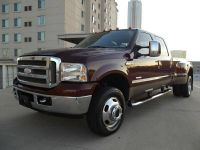 2007 Ford Super Duty F-350 dually FX4 KING RANCH crew cab