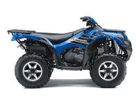 2018 Kawasaki Brute Force 750 4x4i EPS Sport-Utility ATVs Bennington, VT