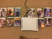 X-BOX 350 +11 games and 1 controller