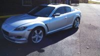 2004 rx8 fully loaded $7500 or trade