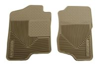 Find Husky Liners 51183 07-12 Chevy Avalanche Tan Custom Floor Mats Front Set 1st Row motorcycle in Winfield, Kansas, US, for US $72.95