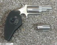 For Sale: NAA .22 LR/Mag Mini Revolver