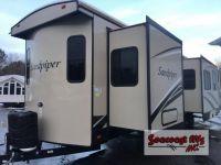 2017 Forest River Rv Sandpiper Destination Trailers 402QB