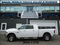 2010 Dodge Ram Pickup 2500 Laramie 4x4 4dr Mega Cab 6.3 ft. SB Pickup