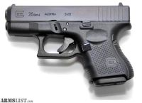 For Sale: Glock G26 Gen 4
