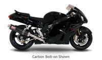 Sell Yoshimura TRS Bolt-On Muffler Carbon Fits 04-05 Suzuki GSXR600 motorcycle in Holland, Michigan, US, for US $365.70