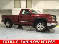 2006 Chevrolet Silverado 1500 4X4, LT, ONE OWNER