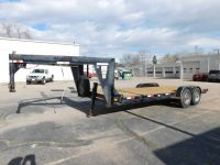 1996 Titan Gooseneck Equipment Trailer Trailers Loveland, CO