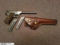 For Sale: Colt Woodsman (lower price)