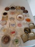 26 Vintage and collectible ashtrays