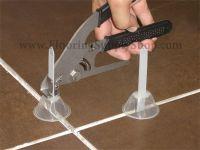 Rubi Tile lippage free Leveling System DIY Kit