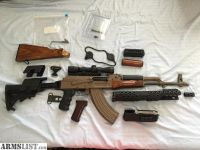 For Sale: Liberty Arms International AK-47 Milled Receiver + Lots of upgrades