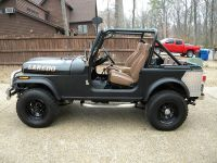 $3,000,  1985 Jeep CJ-7 Laredo