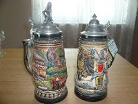 German Beer Steins