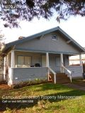 East Campus 4 bedroom/2 bath with massive fenced yard - available September!