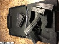 For Sale/Trade: Sig P2022, 9mm