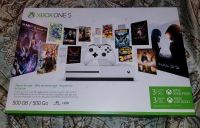 NEW ***NEVER OPENED*** XBOX ONE S STARTER BUNDLE 500 GB