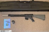"For Sale: 1 of 8 View Larger Images Olympic 6.5 Grendel AR-15 K8 SS 20"" Bull Barrel"