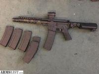 For Sale: Ar- pistol
