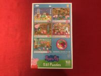 Peppa Pig 5-in-1 Puzzles