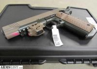 For Sale: Kimber Custom II Warrior SOC FDE & OD Green 1911 Crimson Trace 3000286