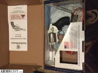 For Sale/Trade: NIB S&W airweight with CT lasergrips