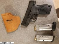 For Trade: M&P Shield 9mm