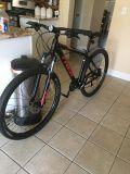 $1,234, Trek mountain bike trade