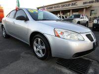 2009 Pontiac G6 4dr Sdn GT w/1SA *Ltd Avail*