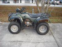 2000 Honda TRX450SFT Utility ATVs Fayetteville, GA